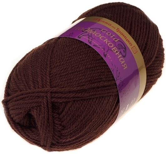 Troitsk Wool Countryside Gold, 50% wool, 50% acrylic 5 Skein Value Pack, 500g фото 10