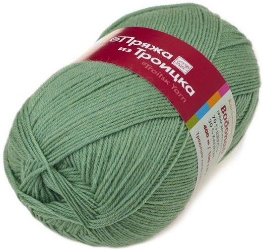 Troitsk Wool Waterfall, 70% wool, 30% nylon 10 Skein Value Pack, 1000g фото 16