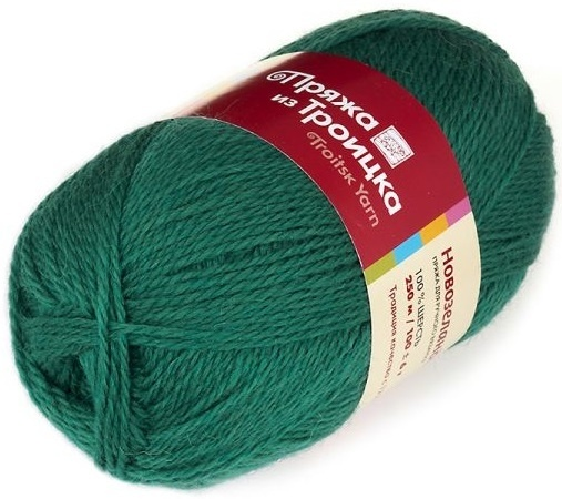 Troitsk Wool New Zealand, 100% wool 10 Skein Value Pack, 1000g фото 22