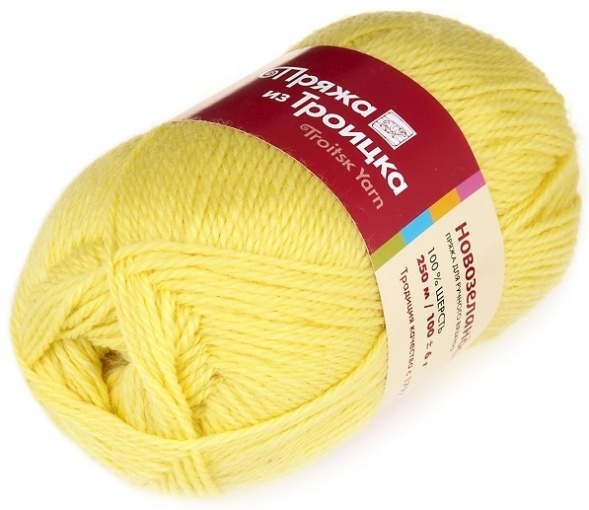 Troitsk Wool New Zealand, 100% wool 10 Skein Value Pack, 1000g фото 19