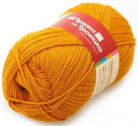 Troitsk Wool New Zealand, 100% wool 10 Skein Value Pack, 1000g фото 27