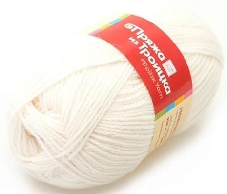 Troitsk Wool New Zealand, 100% wool 10 Skein Value Pack, 1000g фото 10