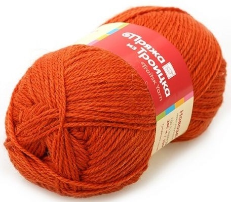 Troitsk Wool New Zealand, 100% wool 10 Skein Value Pack, 1000g фото 4