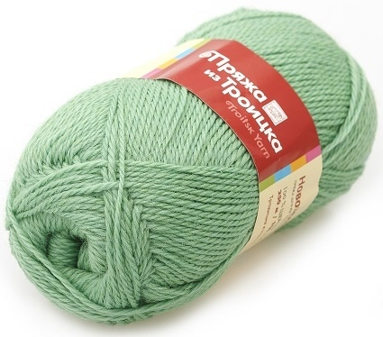 Troitsk Wool New Zealand, 100% wool 10 Skein Value Pack, 1000g фото 16