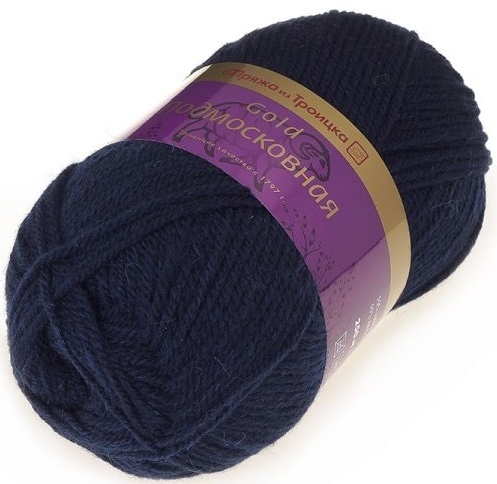Troitsk Wool Countryside Gold, 50% wool, 50% acrylic 5 Skein Value Pack, 500g фото 4