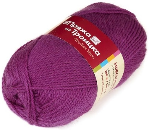 Troitsk Wool New Zealand, 100% wool 10 Skein Value Pack, 1000g фото 20