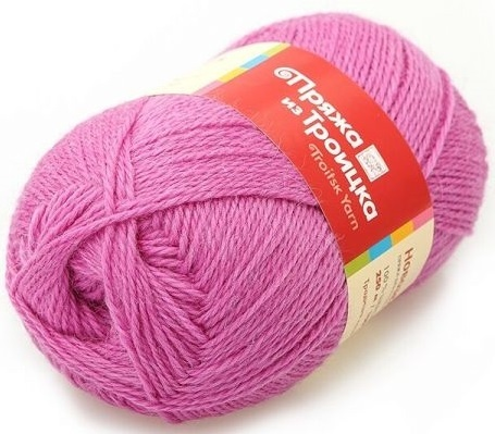 Troitsk Wool New Zealand, 100% wool 10 Skein Value Pack, 1000g фото 28