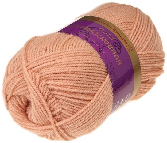 Troitsk Wool Countryside Gold, 50% wool, 50% acrylic 5 Skein Value Pack, 500g фото 15