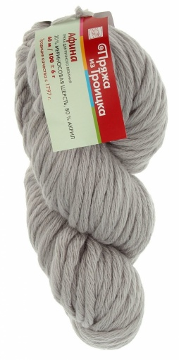 Troitsk Wool Athena, 20% merino wool, 80% acrylic 5 Skein Value Pack, 500g фото 24
