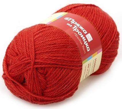Troitsk Wool New Zealand, 100% wool 10 Skein Value Pack, 1000g фото 3