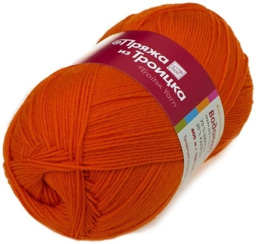 Troitsk Wool Waterfall, 70% wool, 30% nylon 10 Skein Value Pack, 1000g фото 15