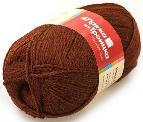 Troitsk Wool New Zealand, 100% wool 10 Skein Value Pack, 1000g фото 11