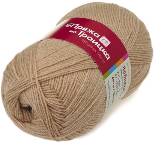 Troitsk Wool Waterfall, 70% wool, 30% nylon 10 Skein Value Pack, 1000g фото 10