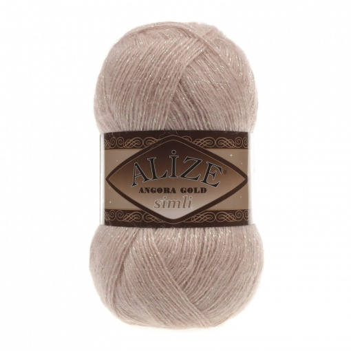 Alize Angora Gold Simli, 5% Lurex, 10% Mohair, 10% Wool, 75% Acrylic, 5 Skein Value Pack, 500g фото 37